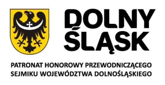 Patronat Honorowy Przewodniczącego Sejmiku Województwa Dolnośląskiego